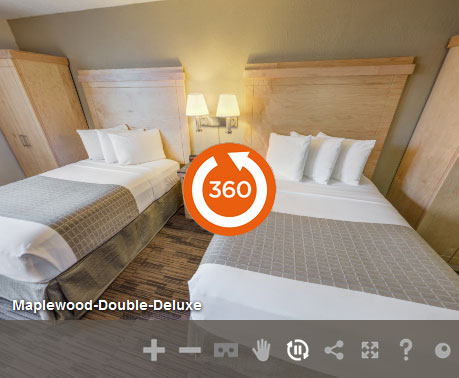 Deluxe Double Accessible Non Smoking at LivINN Hotel St. Paul