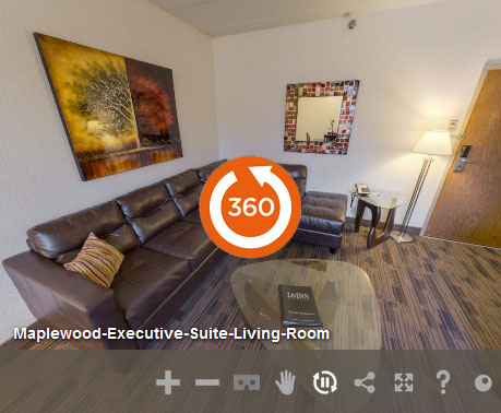 LivINN Hotel St. Paul Executive Suite Non Smoking
